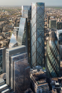 1 undershaft in london