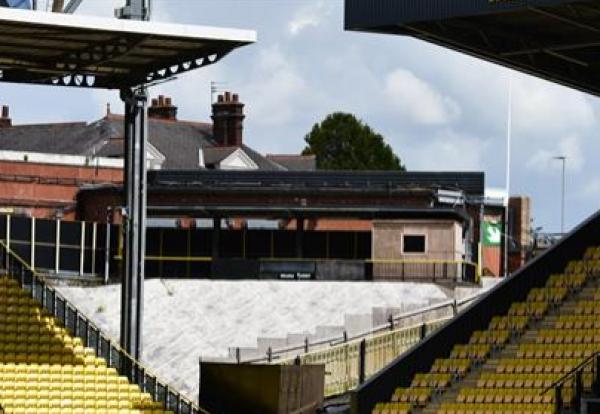 Watford stadium refurbishment