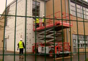 Scottish schools remedial work