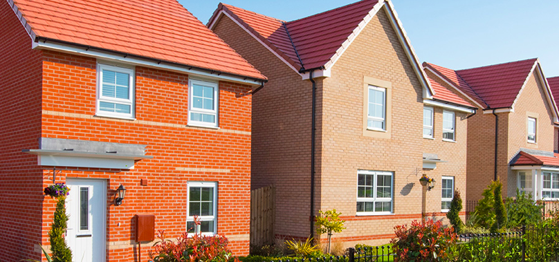 New homes form Barratts