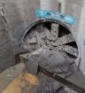 Tunnel break through