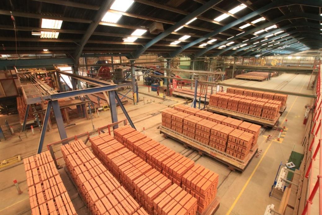 Ibstock factory revamp