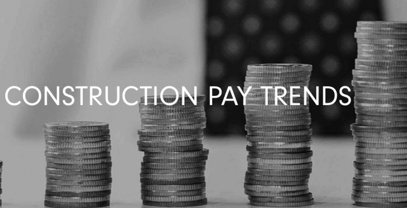 Construction pay trends